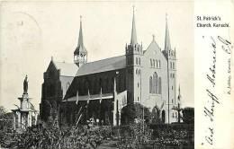 Asie -  A191- Pakistan - Church St Patrick S - Karachi - Carte Bon Etat   - - Pakistan