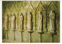 22 - KERMARIA EN ISQUIT - Les Apôtres Du Porche : St Pierre, St André, St Jacques, St Jean, St Barthélémy - Jos CT 9991 - Plouha