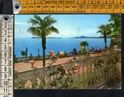 D1905 Lago Di Garda - Isola Del Garda ( Brescia ) E Rocca Manerba / Annullo Gardone 1967 - Ed. Allegri - Autres Villes