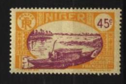 Niger    N° 40  Neuf **  Luxe   Cote Y&T  2,10  €uro  Au Quart De Cote