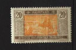 Mauritanie   N°23  Neuf * Luxe   Cote Y&T  0,70  €uro  Au Quart De Cote