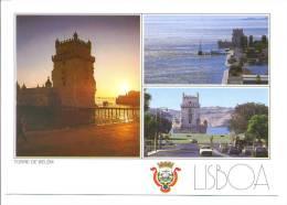 Portugal - Lisboa - Lisbonne - Torre De Belem - Lisboa