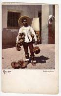 AMERICA MEXICO JUGS SALESMAN LATAPI&BERT OLD POSTCARD - Mexico