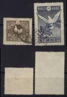 Japan Peace 1919 Mi# 130+33 Used - Japan