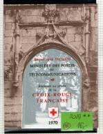 Carnet Neuf**_(de 1970) 2019_cote 16.00 - Croix Rouge