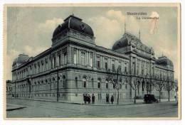 AMERICA URUGUAY MONTEVIDEO THE UNIVERCITY OLD POSTCARD 1928. - Uruguay