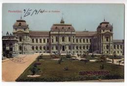 AMERICA URUGUAY MONTEVIDEO FACULTY OF MEDICINE OLD POSTCARD 1911. - Uruguay