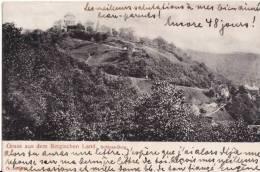 GRUSS AUS DEM BERGISCHEN LAND, Schloss-Burg - Bergisch Gladbach