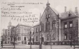 OHLIGS, Rathaus Und Amtegericht - Bergisch Gladbach