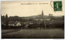 77-CELY-en-BIERE-Vue Générale-EOLIENNE - Frankreich