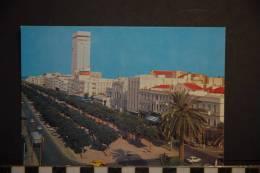 TUNISIE-  TUNIS AVENUE HABIB BOURGUIBA - Tunisie