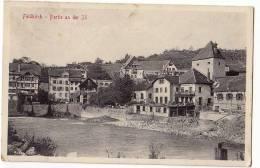 AK VORARLBERG FELDKIRCH PARTIE AN DER ILL,  VERLAG: ALOIS PINTER,1911.OLD POSTCARD 1921 - Österreich