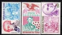 N°  197/99  PA -  Neuf  **  - Indépendence Des USA  - TCHAD - Indépendance USA
