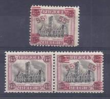Belgie Postfris Frais Poste YT 188-188A - Belgien