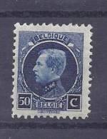 Belgie Postfris Frais Poste YT 187 - Belgium