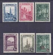 Belgie Postfris Frais Poste YT 292C-292H - Belgien