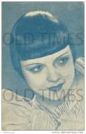 PORTUGAL - LISBOA - TEATRO VARIEDADES - REVISTA ARRE,BURRO COM BEATRIZ COSTA - 1934 ADV. CARD - Advertising