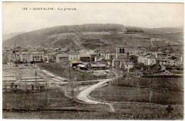 Saint-Alyre - Vue Générale - France