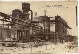 Usine Du Creusot Atelier De Recuperation Des Sous Produits De La  Houille - France