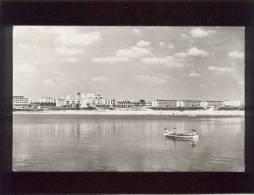 Roumanie Mangalia Vile Pe Malul Mâril Villa Au Bord De La Mer édit. Cpcs Lei 1 Timbre Stamp - Romania