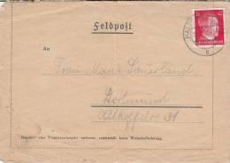 Deutsches Reich - Späte Post - Deutschland