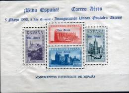 PATRIOTICOS     Burgos   Nº 95   ( Sin Goma * )-072 - Emissioni Nazionaliste