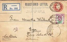 Großbritanien - GSK - Briefe U. Dokumente