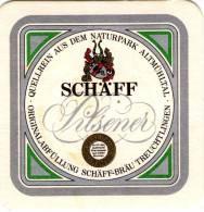 SB Schäff Pilsener  état D'usage - Sous-bocks