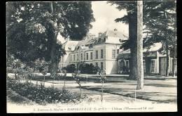 78 GARGENVILLE / Château D'Hanneucourt / - Gargenville