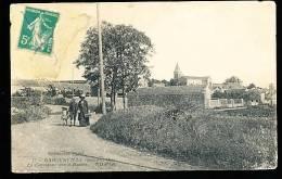 78 GARGENVILLE / Le Carrefour Des 4 Routes / - Gargenville