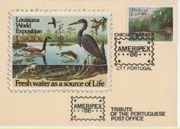 MC  PORTUGAL 1986  Birds / Oiseaux