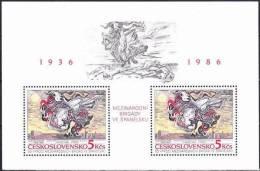 ** Tchécoslovaquie Mi Bl.68 (Yv BF 72), (MNH) - Hojas Bloque