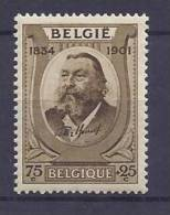 Belgie Postfris Frais Poste YT 385 - Belgium