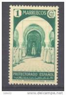 MA148-LA816TRSC.Maroc.Mar Oco.MARRUECOS ESPAÑOL VISTAS Y PAISAJES  .1935-1937.(Ed 148*) Con Charnela MUY BONITO.RARO - Arquitectura