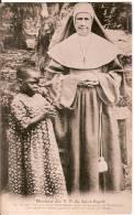 GABON/Missions Des P.P. Du Saint Esprit/ Soeur Saint Charles / CASTRES/vers 1925    CPD47 - Gabon
