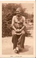 GABON/Un Vieux Chef/1931 CPD49 - Gabon