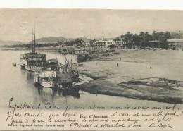 Assouan Port No 553 Vegnios Et Zachos - Assouan