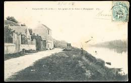 78 GARGENVILLE / Les Quais De La Seine à Rangiport / - Gargenville
