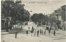 Batna 20 Avenue De France PS  Ecrite 1917 - Batna