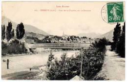 Embrun, Pont De La Clapière, Sur La Durance - Embrun