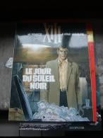 XIII T1 LE JOUR DU SOLEIL NOIR  ALBUM SOUPLE PUBLICITAIRE  VAN HAMME VANCE - XIII
