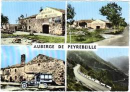 Auberge De Peyrebeille, Multivues, Autobus, Côte De Mayres, ... - France