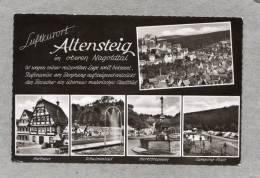 34376    Germania,    Luftkurort  Altensteig  In  Oberer  Nagoldtal,  NV - Altensteig