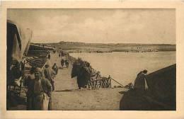 Pays Divers - Ref 408- Irak -iraq - Mossoul - Le Pont De Bateaux   - Carte Bon Etat  - - Iraq