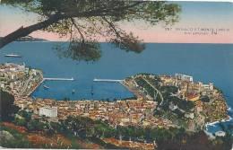 267..MONACO ET MONTE CARLO..TIMBRE 15c VERT DE MONACO...30/09/1930.. - Non Classés