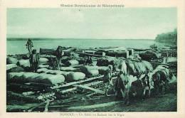 Pays Divers - Ref 397- Mossoul -irak - Mission Dominicaine De Mesopotamie - Carte Bon Etat   - - Iraq