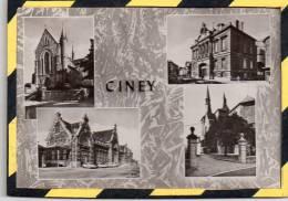 CINEY. - . MULTIVUES. EDITION DE MARIO - YVOIR - Ciney