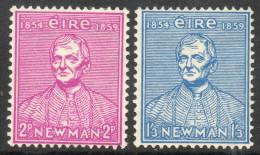 Ireland 1954 -Founding Of Catholic University Of Ireland SG160-161 - HM Cat £15.25 For MNH SG2018 - Unclassified