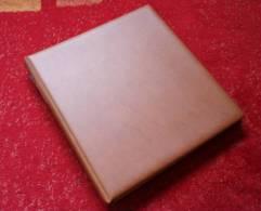 FRANCE 1984 - 89 Avec   Album LINDNER T + Pages Plastiques Feuilles Pré Imprimées Couleur  Dans Son étui. - Pre-printed Pages