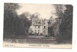 La Chapelle-sur-Dun (76) : Un Châlet En 1910. - France